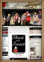 Our Town Players - New Website